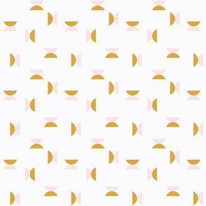 yoyo in mustard by Pippa Shaw