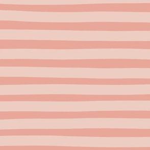 stripe pink Sunbaked shape