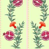 Pomegranate Branches