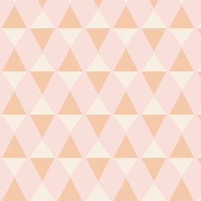 kite blocks in pale pink