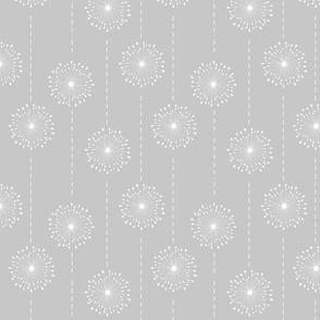 Iced Dandelions