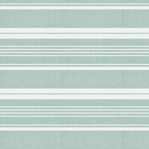 Pathway - Textured Stripe Light Sage Green Large Scale