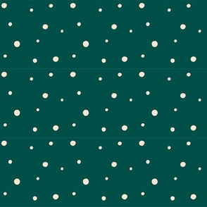 storm teal speckle pattern
