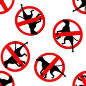 No Bird Dogs Designed for Justahatmaker