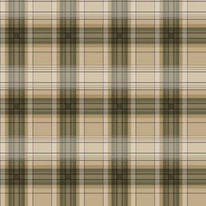 Aziraphale's Victorian tartan