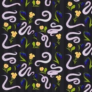 Garden Snakes (Black)