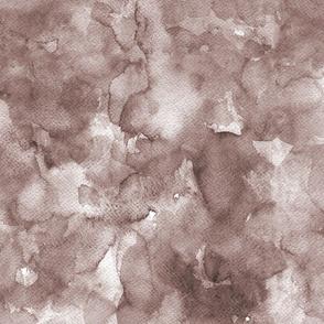 Watercolor solid brown, sepia, mono colour, uni