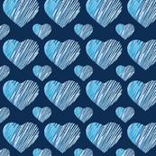 80's Hearts