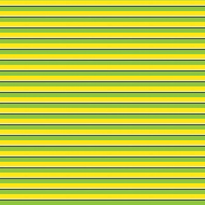 Save / The Reign of the Honey Bee   -Small stripe Green-yellow