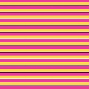 Save  / The Reign of the Honey Bee   -Pink yellow stripe