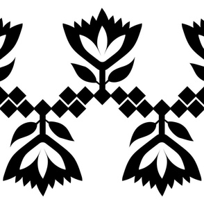 Black-White-Lotus-big-pattern