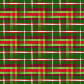 Green tartan
