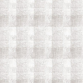 plaid texture on gray