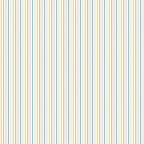 Candy Pin Stripe 4x4
