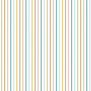 Candy Pin Stripe 8x8