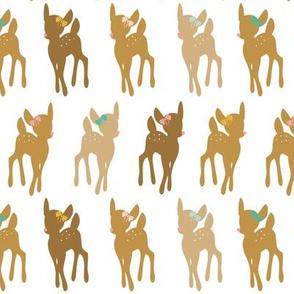 Deer Darling 7x5