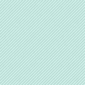 Mint-Stripe 1x1