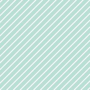 Mint-Stripe 3x3