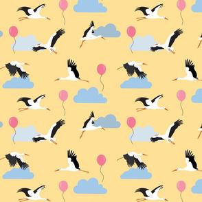 stork pattern-small
