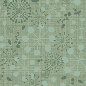 Allium Allure, Sage Green