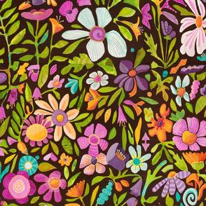 Wildflowers repeat