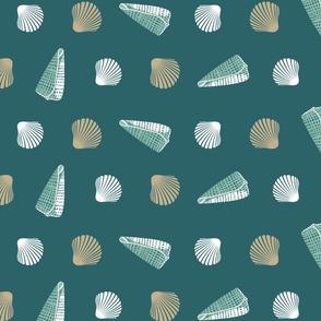 shells mini ocean