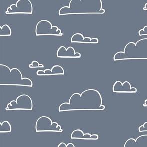 Clouds Ash