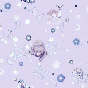 moon bear & friends