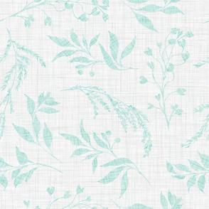 mint flora - medium