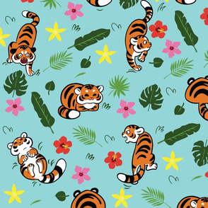 Aloha Tiger