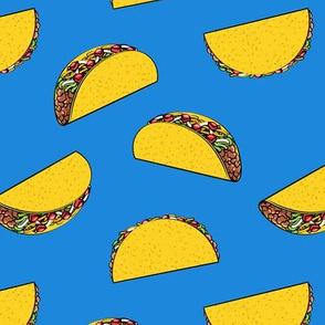 tacos on blue C19BS