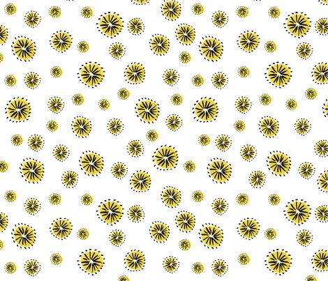 Dandilion_pattern_tile_contest278536preview