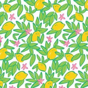 Summertime lemons & blossoms (small)