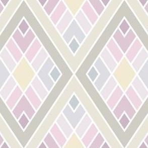 09169951 : diamond fret : lilacmauve