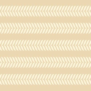 Neutral arrow lines - beige and ivory