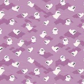 Happy Ghosts PInk