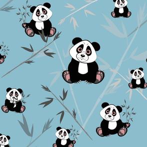 1178 panda vintage blue fq