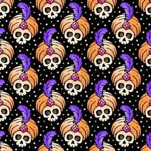 Skull Head Fortune Teller