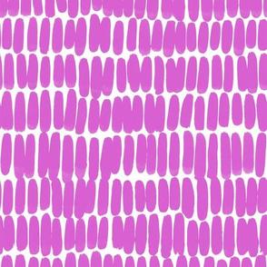 hatches - purple