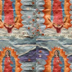 Our Lady of Guadalupe (Papyrus Version)