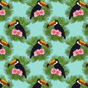 TOUCAN NO.3 2018 PATTERN 8
