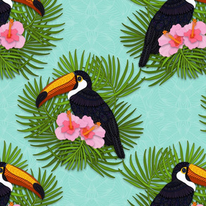 TOUCAN NO.3 2018 PATTERN 16