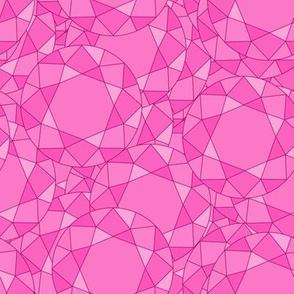 gemstones pink