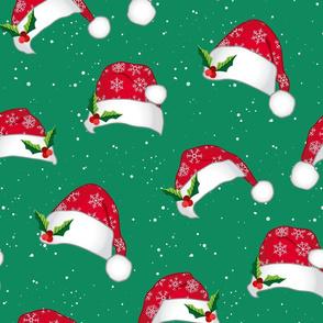 Santa_hats_green