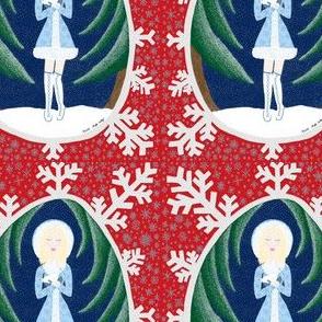Snegurochka (Fairy Tale Fashion Series 3)