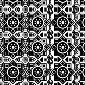 Persian Snowflakes