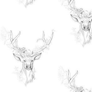 deer piece one