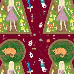Alice (Fairy Tale Fashion Series 4)