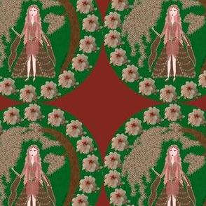 Rose Quartz Faerie