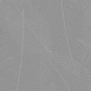 walnut leaf pattern fabric SHN02